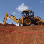 Earthworks & plant hire